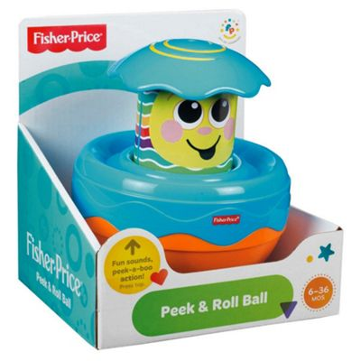 Fisher-Price Peek A Boo Ball