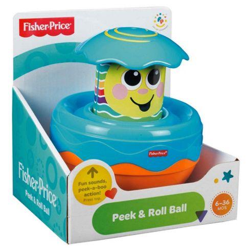 Fisher-Price Peek A Boo Ball