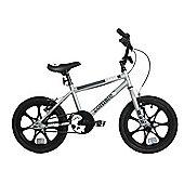 "Zombie Craze BMX Bike 16"" Mag Wheels Chrome"