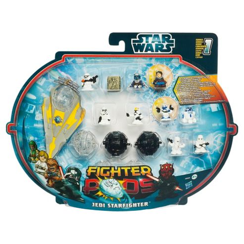 Star Wars Fighter Pods Class 3