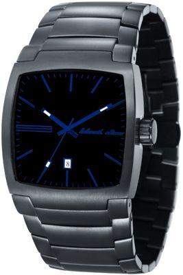 Black Dice Gents Black Stainless Steel Bracelet Watch BD-001-11