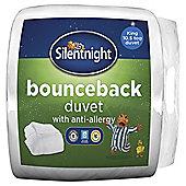 Silentnight Anti Allergy Bounce 10.5 Tog Duvet King