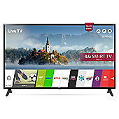 LG LJ594  Inch Smart Full HD LED TV with Freeview Play - Black