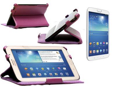 Navitech Samsung Galaxy Tab 3 7inch case Purple
