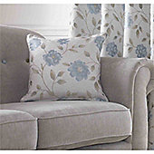 Worcester Single Cushion Cover - Blue