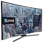 Samsung UE40J6300 Smart Curved Full HD 40 Inch LED TV with Built-In WiFi and Freeview HD