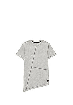 F&F Asymmetric T-Shirt - Marl