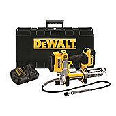 Dewalt DCGG571M1-GB 18 V XR Cordless Li-Ion Grease Gun