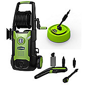 Greenworks G4 Mobile Garden Pressure Washer