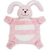 SleepyTot Bunny Baby Comforter - Large (PINK)