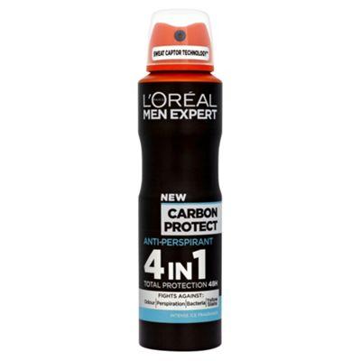 L'Oreal Men Expert Carbon Protect Deodorant 150Ml