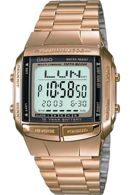 Casio Data Bank Watch DB-360GN-9AEF