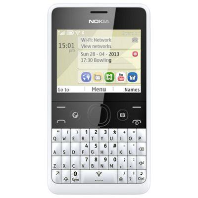 Nokia Asha 210 White