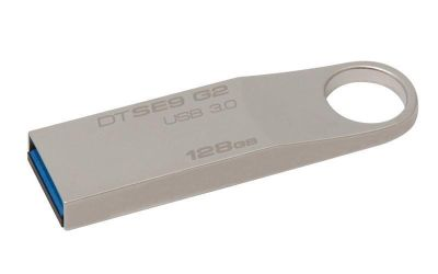 Kingston 128GB DataTraveler SE9 G2 USB 3.0 Flash Drive