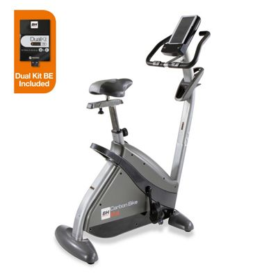 BH Fitness Carbon Dual Bike with Dual iConcept Technology