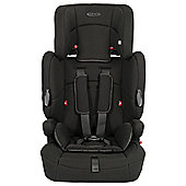 Graco Endure High Back Booster Car Seat with harness, Group 1-2-3, Black