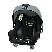Nania 1St Beone SP Car Seat, Group 0+, Graphic Black
