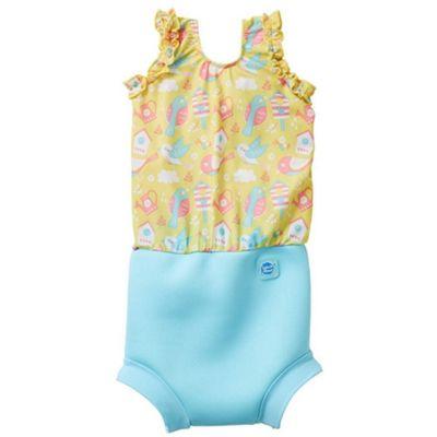 Splash About Happy Nappy Costume Medium (Garden Birds)