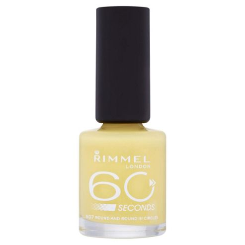Rimmel 60Secondsn/Pol Round & Round In Circles