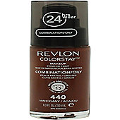 Revlon ColorStay Makeup 30ml - 440 Mahogany Combination/Oily Skin