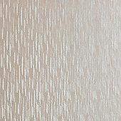 Superfresco Silken Stria Cream Shimmer Plain Wallpaper