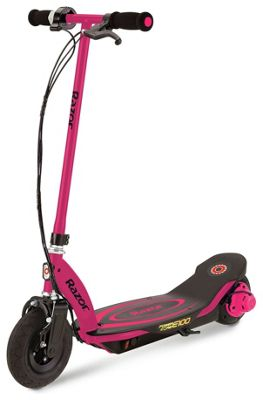 Razor Power Core E100 Electric Scooter Pink