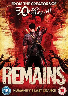 Remains (DVD)