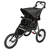 Out n About Nipper Sport Pushchair V4, Raven Black