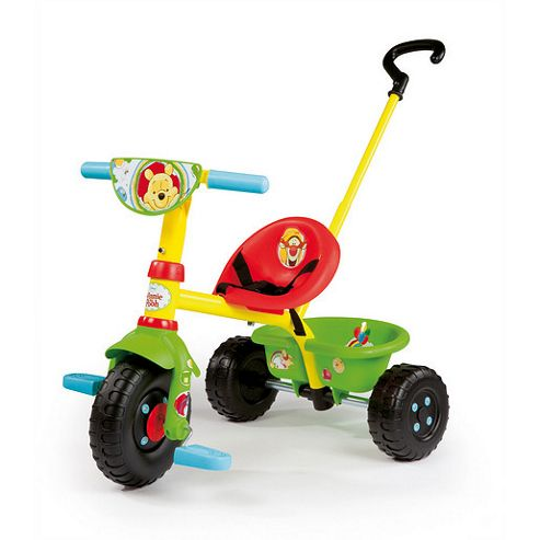 Smoby Be Fun Disney Winnie The Pooh Trike