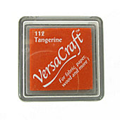 Versacraft Ink Pad Tangerine