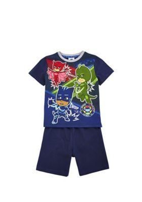PJ Masks Character Pyjamas Navy 18-24 months