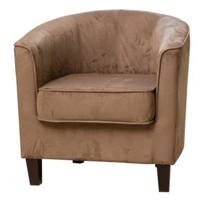 Sofa Collection Belvoir Tub Chair - Medium Brown