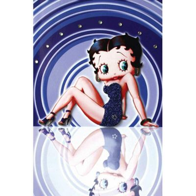 BB Designs Betty Boop Swimsuit Card