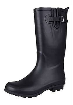 Mountain Warehouse Forest Womens Wellies - Black
