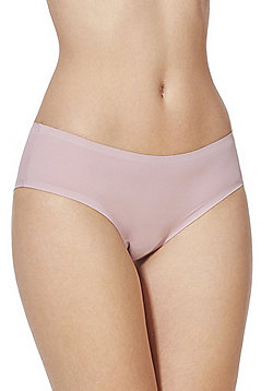 F&F Bonded No VPL Shorts - Blush pink