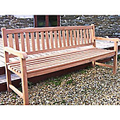 Teak Garden Bench Richmond - 120cm