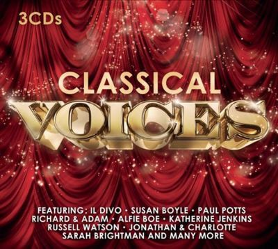 Classical Voices (3Cd)