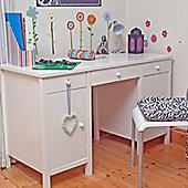 Sugar & Spice Desk - White