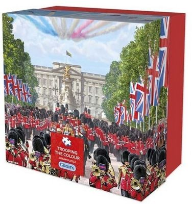 Trooping the Colour - 500pc Puzzle