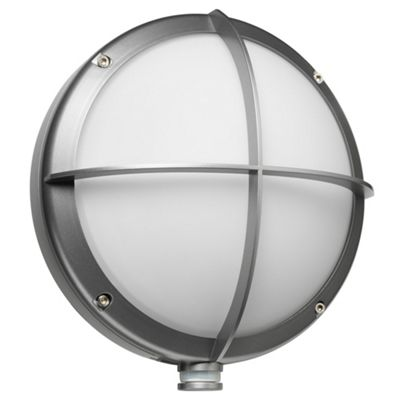 Steinel L331 Silver Wall mounted sensor light