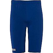 Uhlsport Tight Shorts - Blue