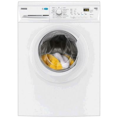 Zanussi ZWF81243W 1200spin Washing Machine 8kg White