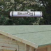 Green Mineral Shed Roofing Felt 4m x 1m Roll