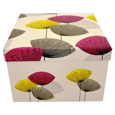 Sanderson Dandelion Storage Box Large