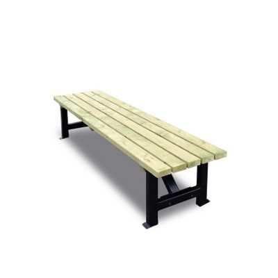 Ketton Steel Garden Bench - 5ft