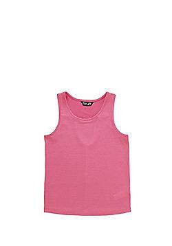 F&F Active Neon Mesh Vest - Neon pink