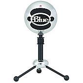Blue Snowball Aluminium Microphone- USB Microphone
