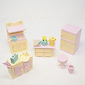 Sweetbee Kitchen Dolls House Furniture Set