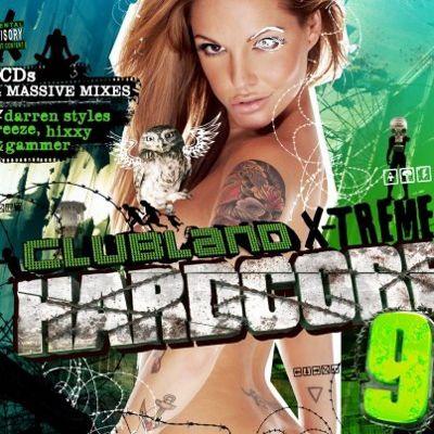 Clubland X-Treme Hardcore 9 (3CD)