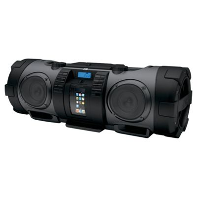 JVC  RV-NB52B Boombox Black